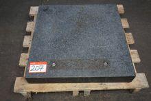 Granite Surface Plate 2600 207