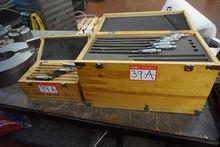 Set of Metric Micrometers 2605