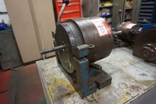 Rotary Table with 10'' 3-Jaw Ch
