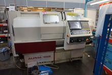 Alpha 1350S CNC Lathe 2603 16