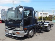Used Isuzu Garbage trucks for sale in Japan | Machinio