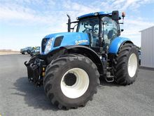 2012 New Holland T7260