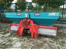 Used 2001 Sulky DPXM