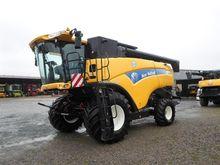 2008 New Holland CX8060