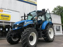 2012 New Holland T5105