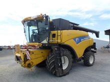 2007 New Holland CR9060