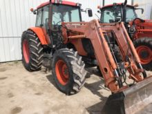 Used Kubota M125 Tractor for sale | Machinio on