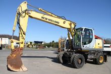 2006 New holland mh 5.6 wheeled