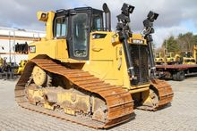 2012 Cat d6t-lgp bulldozer