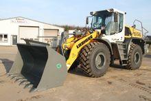 2016 Liebherr l556 wheel loader