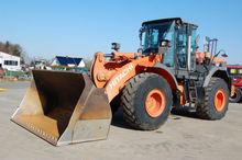 2011 Hitachi zw 220 wheel loade