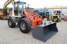2007 Atlas ar 85 wheel loader