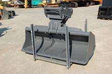 2014 Digging bucket hydraulic -