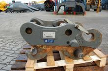 2010 Quick-coupler - hydraulic