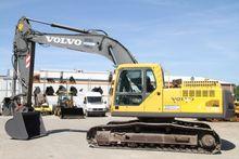 2004 Volvo ec 240 nlc chain exc