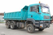 Man tga 26.480 3-way tipper