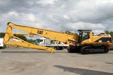1996 Cat 350l demolition / demo