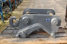 2009 Quick couplers, used