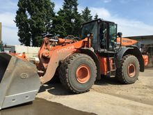 2015 Hitachi zw310-5 loader