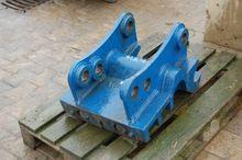 2010 Quick coupler - mechanical