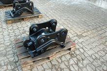 2008 Quick coupler - mechanical