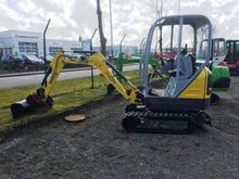 2015 Wacker neuson 1404 mini ex
