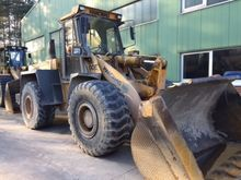 1990 Hanomag 60 e wheel loader