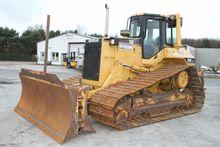 2002 Cat d6m lgp bulldozer