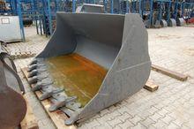2012 Earth bucket - 2.850mm - V
