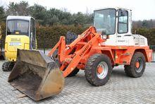 2001 Schaeff skl 853 wheel load