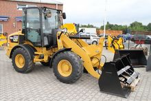 2016 Cat 908m wheel loader - 35
