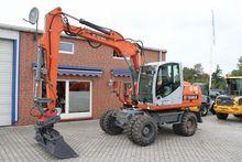 2008 Terex tw150 mobile excavat