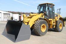 2008 Cat 962h wheel loader