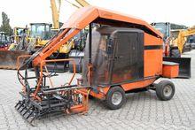 2001 Optimas H77 paving machine