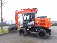 2015 Hitachi zx140w-5 wheel exc