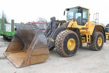 2008 Volvo l 180 f wheel loader