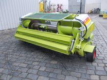 1997 CLAAS PU 300 mit Rollniede