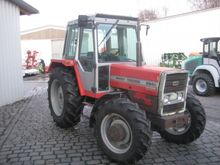 1984 Massey Ferguson 294 AS - S