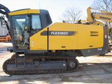 2013 Atlas Copco FLEXIROC T45 3
