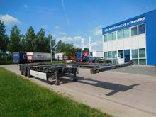 2006 Krone SDC 27 Chassis
