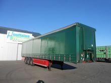 2010 Schmitz Cargobull Tarpauli