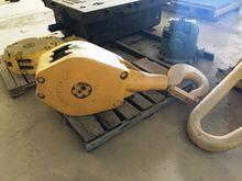 Brewster 50 Ton Block W/Hook T-