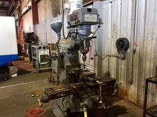 Bridgeport Knee Mill Series 1 M