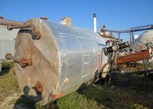 Used Tank, Cone Bott