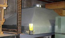 Exhaust Hood E2365