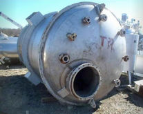 Used Tank ss 8081 in