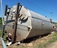 Silo, Stainless cp188