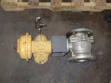 FNW 3 inch flanged 2-way D1067