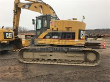 2007 CATERPILLAR 328D LCR