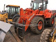 Used 2007 DOOSAN DL2